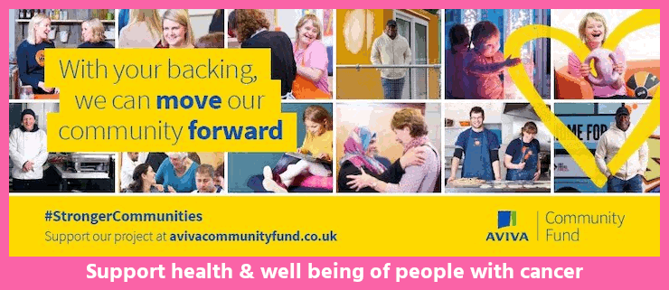 Support health & wellbeing of people with cancer