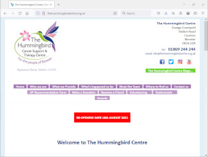 Hummingbird Centre website